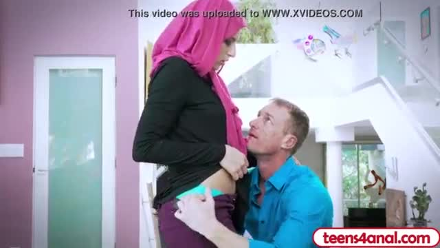Arab teen anal fucked by her future brother in law