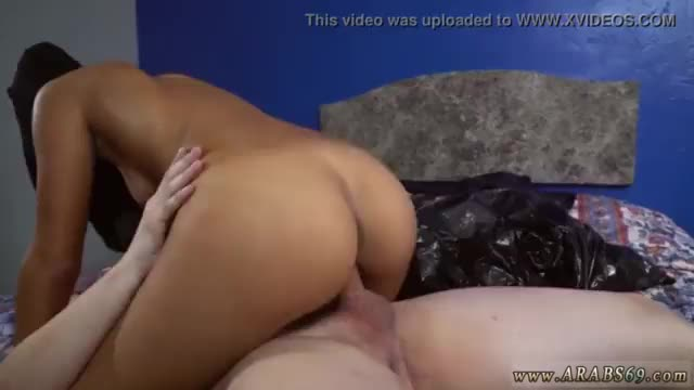 Arab dirty talk and french anal Desperate Arab Woman Fucks For Money